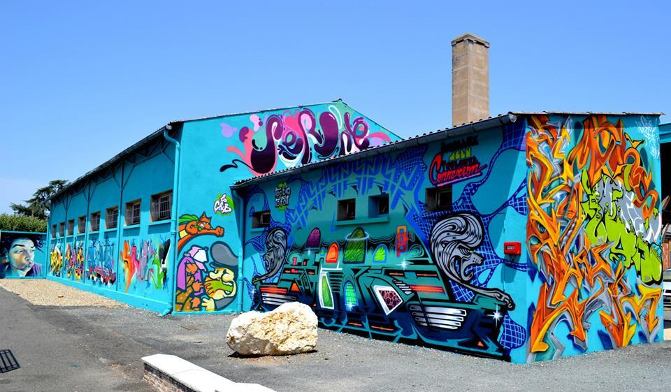 GRAFFITI JAM 14